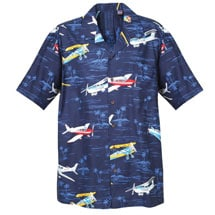 Personal Aircraft Camp Shirt
