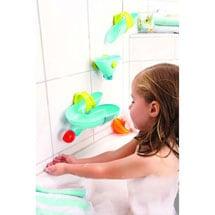 Haba Ball Track Bathing Bliss Water Course Bathtub Toy Set