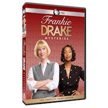 Frankie Drake Season 3 DVD