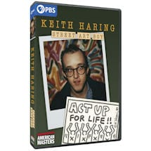 American Masters: Keith Haring - Street Art Boy DVD