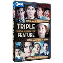 Triple Feature: Three Tales of Murder and Mystery DVD