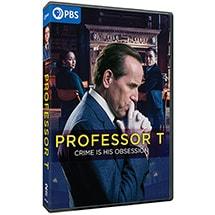 Professor T DVD
