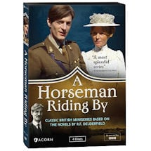A Horseman Riding By - Complete Mini-series - 13 Episodes on 4 DVDs