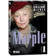 Agatha Christie's Marple: Series 1 DVD