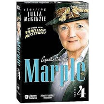 Agatha Christie's Marple: Series 4 DVD