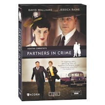 Agatha Christie's Partners in Crime DVD & Blu-ray