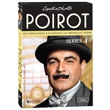 Agatha Christie's Poirot: Series 4 DVD & Blu-ray