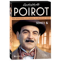 Agatha Christie's Poirot: Series 6 DVD & Blu-ray