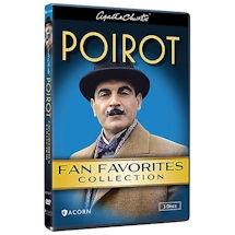 Agatha Christie's Poirot: Fan Favorites Collection DVD