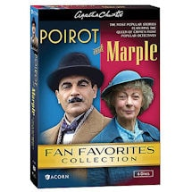 Agatha Christie's Poirot & Marple: Fan Favorites