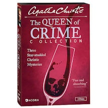 Agatha Christies Queen of Crime Collection DVD