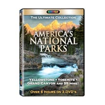 America's 58 National Parks DVD