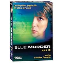 Blue Murder: Set 3 DVD