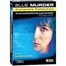 Blue Murder The Complete Collection DVD