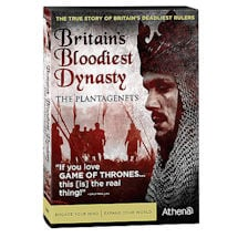 Britain's Bloodiest Dynasty: The Plantagenets DVD