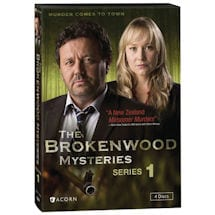 Brokenwood Mysteries: Series 1 DVD & Blu-ray