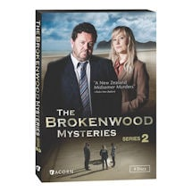 Brokenwood Mysteries: Series 2 DVD & Blu-ray