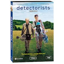 Detectorists: Series 2 DVD