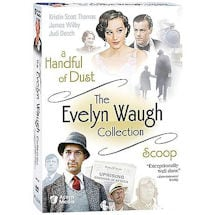 The Evelyn Waugh Collection DVD