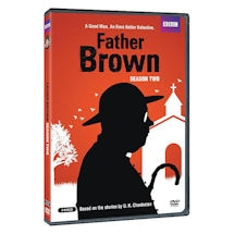Father Brown: Season Two DVD