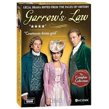 Garrow's Law: The Complete Collection DVD