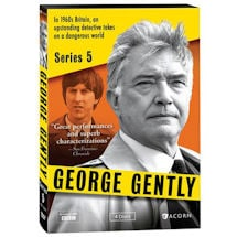 George Gently: Series 5 DVD & Blu-ray