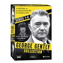 George Gently: Series 1-4 Collection