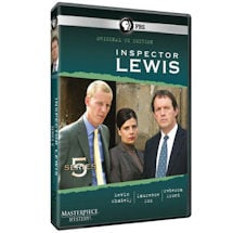 Inspector Lewis: Series 5  DVD & Blu-ray