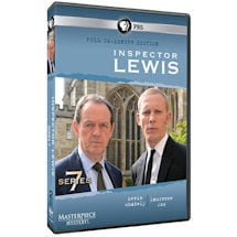 Inspector Lewis: Series 7  DVD & Blu-ray