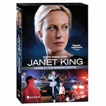 Janet King: Series 2: The Invisible Wound DVD