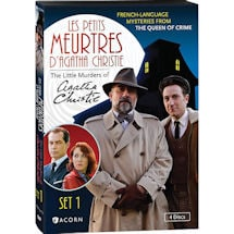 Les Petits Meurtres D'Agatha Christie: Set 1 DVD