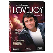 Lovejoy: Series 3 DVD