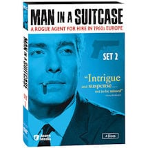 Man in a Suitcase: Set 2