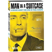 Man in a Suitcase: Set 1 DVD