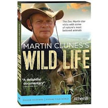 Martin Clunes Wild Life DVD