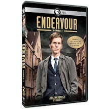 Endeavour: Pilot & Series 1 DVD & Blu-ray