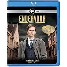 Endeavour: Pilot & Series 1 Blu-ray