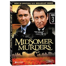 Midsomer Murders: Series 3 DVD