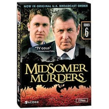 Midsomer Murders: Series 6 DVD
