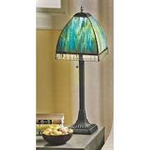 Monet's Garden Table Lamp