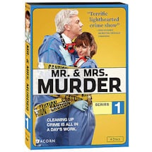 Mr. and Mrs. Murder: Series 1 DVD