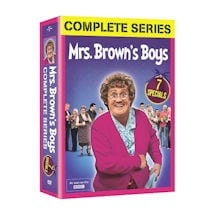 Mrs Brown's Boys: The Complete Series DVD