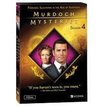 Murdoch Mysteries: Season 4