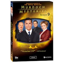 Murdoch Mysteries: Season 9 DVD & Blu-ray