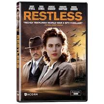 Restless DVD