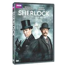 Sherlock: The Abominable Bride DVD & Blu-ray