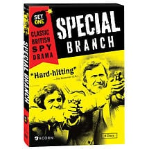 Special Branch: Set 1 DVD