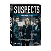 Suspects: Series 3 & 4
