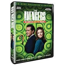 The Avengers: Complete Emma Peel Mega Set