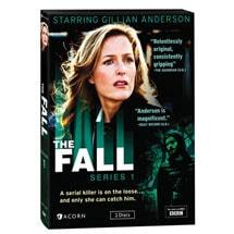 The Fall: Series 1 DVD & Blu-ray